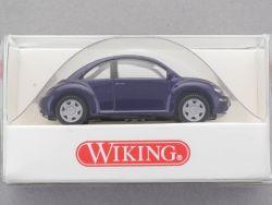 Wiking 0350124 VW Volkswagen New Beetle stahlblau 1/87 NEU! OVP