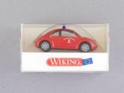 Wiking 6000533 VW New Beetle Feuerwehr Velden Österreich NEU OVP