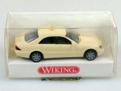 Wiking 1491126 Taxi MB Mercedes Benz S 500 PKW 1:87 NEU! OVP