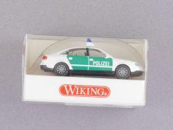 Wiking 1041427 Audi A6 C5 Limousine Polizei 1:87 H0 NEU! OVP