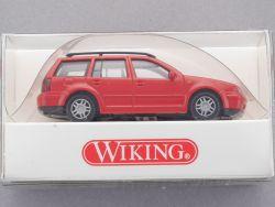 Wiking 0580123 Volkswagen VW Golf IV Variant Kombi rot NEU! OVP