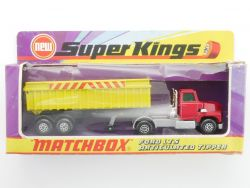 Matchbox K-18 Super Kings Ford LTS Articulated Tipper  OVP