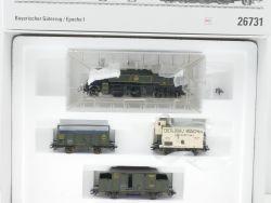 Märklin 26731 Zugset Bayerischer Güterzug Digital mfx TOP! OVP