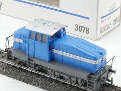 Märklin 3078 Diesellokomotive Henschel DHG 500 DB wie NEU OVP