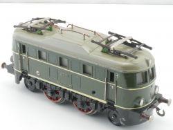 Fleischmann E 335 E 18 Elektrolokomotive grün 50er Spur 0