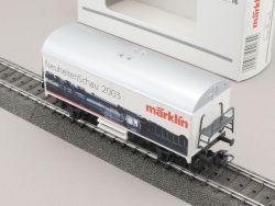 Märklin 94184 Kühlwagen Neuheiten Schau 2003 H0 NEU OVP
