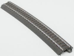 Märklin 24912 1x Gebogenes C-Gleis R1 114,6 mm 12,1° wie NEU