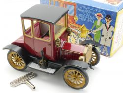 Schuco 1227 Ford Coupe T 1917 Oldtimer Uhrwerk Blechauto  OVP