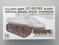 AFV AF 35056 M3 M5 M8 Stuart Panzer Fahrwerk Federung NEU OVP