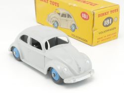 Dinky Toys 181 Volkswagen VW Käfer nearest MINT box MIB! OVP