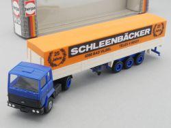 Herpa Ford Transcontinental 25 J. Schleenbäcker Werbemodell OVP SG