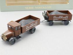 Roskopf 1057 Nostalgie MAN Kohlenzung 1928 Krawuttke HZ NEU OVP