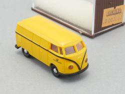 Brekina 3203 VW T1 Bus Deutsche Bundespost Kastenwagen NEU OVP SG