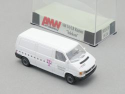 AWM AMW 3025.59 VW T4 Werbemodell Telekom Bus 1:87 NEU OVP