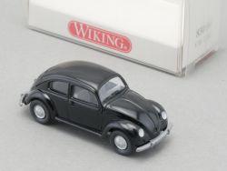 Wiking 83000 VW Volkswagen Käfer 1200 schwarz Brezelkäfer NEU OVP