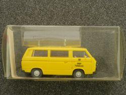 Wiking 30316 VW T3 Bus Post Funkmeßwagen DBP Post 1:87 NEU OVP ST