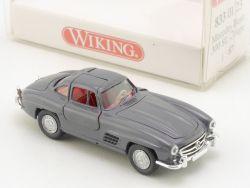 Wiking 8330123 Mercedes MB 300 SL Coupe W 198 1:87 H0 NEU! OVP