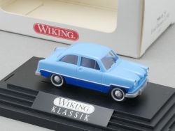 Wiking 799 06 29 Ford Taunus 12 M Modellauto PC Vitrine OVP