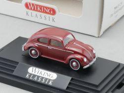Wiking 7990529 VW 1200 Der Volkswagen Brezelkäfer Käfer NEU! OVP