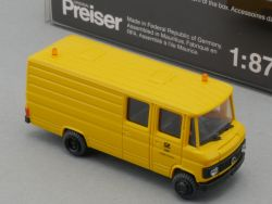 Preiser 38007 MB Mercedes L 508 D Dt. Bundespost DBP NEU! OVP