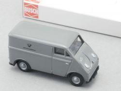 Busch 40902 DKW 3=6 Lieferwagen Deutsche Bundespost NEU! OVP