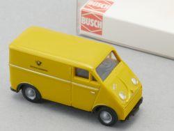 Busch 40901 DKW 3=6 Lieferwagen Deutsche Bundespost DBP NEU! OVP ST