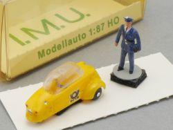 IMU 02201 Messerschmitt Jubiläum Bundespost Kabinenroller  OVP ST
