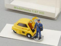 IMU 03200 BMW Isetta Post Das Original Bayern 1960 Postbote OVP
