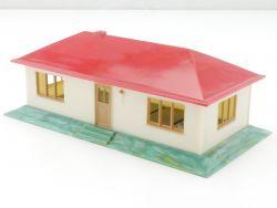 Wiking 1294/2 Landhaus ohne Einrichtung Zubehör ca.1955 TOP ZZ