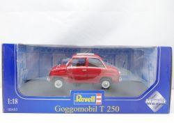 Revell 08485 Metal Glas Goggomobil T 250 Modell BMW 1:18 NEU OVP
