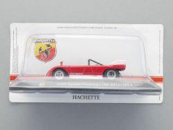Hachette 172698 Abarth 2000 Spider Prototipo SE 021 1971 NEU OVP