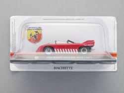Hachette 172724 Fiat Abarth 3000 SE 022 1971 1:43 NEU! OVP