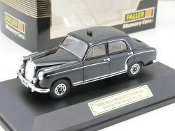 Faller 4322 Mercedes MB 220 S Ponton W 180 Taxi 1:43 NEU! OVP