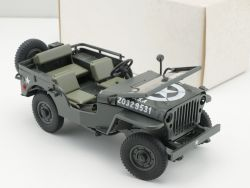 Gonio Willys Jeep Sondermodell USA US Army WWII 1:24 NEU OVP