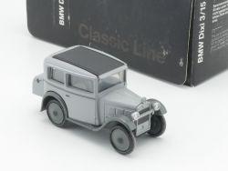 Schuco BMW Dixi 3/15 Classic Line Dealers Box Werbemodell! OVP