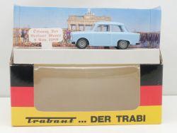 Vitesse Trabant der Trabi Mauerfall 1989 Öffnung Berliner Mauer OVP