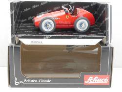 Schuco 01025 Grand Prix Racer Rennwagen 1070 Ferrrari #17 TOP! OVP