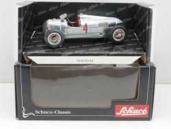Schuco 01227 Classic Auto Union Studio II Silberpfeil wie NEU! OVP