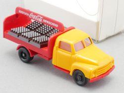 Wiking Werbemodell Coca Cola Opel Blitz H0 1:87 NEU! OVP
