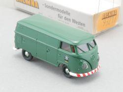 Brekina 93217 Rheinbahn Düsseldorf VW T1b Bus Van H0 NEU! OVP