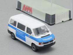 AWM AMW 72179 VW T4 Bus Ordnungsamt Düsseldorf 1:87 NEU!   OVP