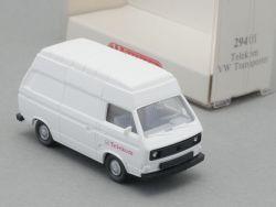 Wiking 29401 Volkswagen VW Transporter T3 Bus Telekom NEU! OVP ST