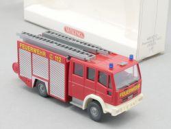 Wiking 6110232 Iveco Feuerwehr LF 16/12 Löschfahrzeug OVP