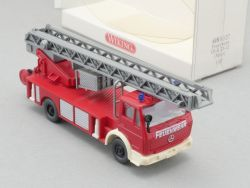 Wiking 6180027 MB Mercedes Metz Feuerwehr DLK 23-12 OVP