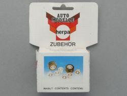 Herpa 5034 Automodelle Zubehör Reifen Felgen für LKW NEU! OVP