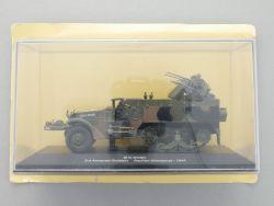 Eaglemoss M16 MGMC 3rd Armored Division Aachen 1944 1:43 NEU OVP