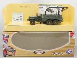 Solido 6144 Dodge 6x6  Military Militär LKW 1:50 NEU OVP