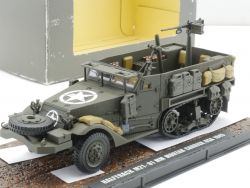 Atlas 7123104 Halftrack M21 US Army 1945 WWII USA 1:43 NEU! OVP
