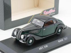 Detail Cars 330 BMW 327 Coupe 1941 grün schwarz 1:43 NEU! OVP