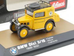 Schuco 02382 BMW Dixi 3/15 ADAC Strassenwacht 1:43 NEU! OVP